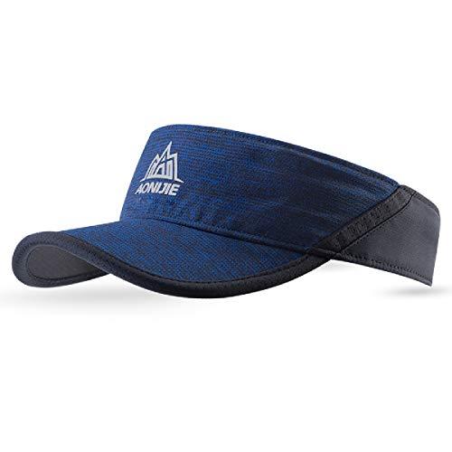 TRIWONDER Unisex Kappe Schirmmütze Sonnenhut Baseball Cap Mütze für Damen, Herren, Tennis, Running, Golf (Navy blau)