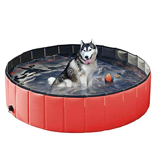 Wodondog Piscina para Mascotas Plegable Piscina para Perros