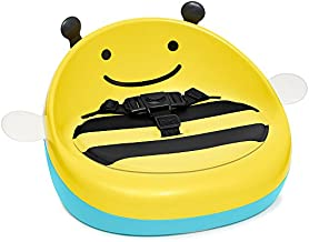 Skip Hop Portable Toddler Booster Seat, Bee
