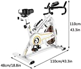 Zoom IMG-1 zhihao spinning bike indoor cycling