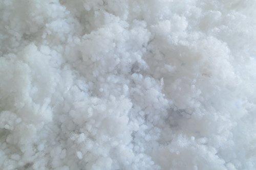Schneekügelchen 500 g, (EUR 19,98/kg), schwer entflammbar, British Standard BS 5852, Dekoschnee, Kunstschnee