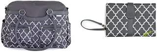 Best jj cole canvas satchel diaper bag stone arbor Reviews