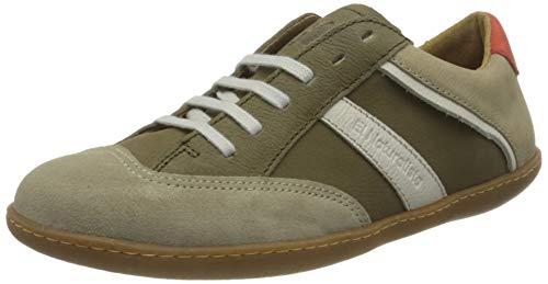 El Naturalista Unisex EL Viajero Sneaker, kaki, 36 EU