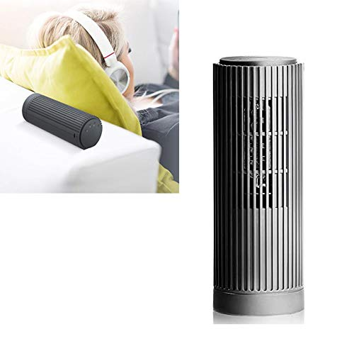 LXT PANDA Portable Ozone Generator Air Purifier, Mini Air Purifier Cleaner for Hotel, Office and Car, Rechargeable Air Cleaner Air Ionizers for Allergies and Pets, Clear Dust and Pollen.