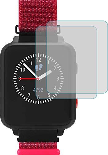 4ProTec 2X Display-Schutz-Folie KLAR für Anio 5