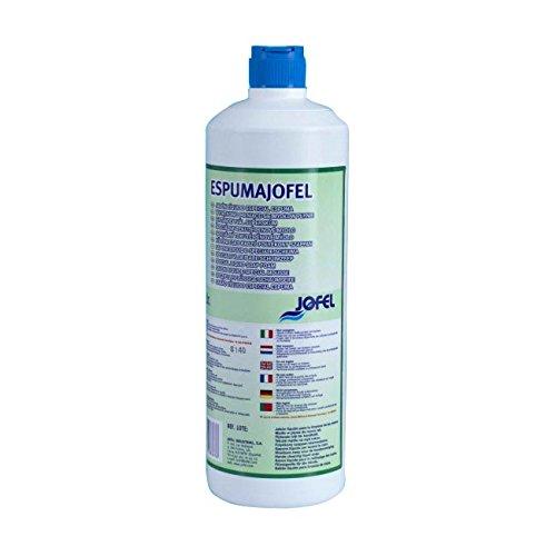 Jofel AT10000 Jabón Concentrado en Espuma, 1 L, 6 Unidades