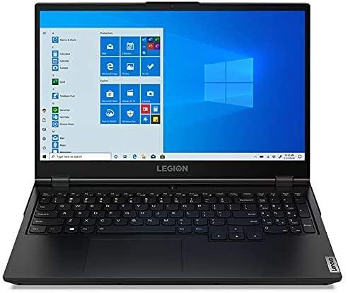 Lenovo Legion 5 Gaming Laptop, 15.6' FHD IPS 120Hz Display, AMD Ryzen 5 4600H, Webcam, Backlit Keyboard,USB-C, GeForce GTX 1650 Ti, Windows 10, Accessories (16GB RAM | 512GB PCIe SSD | 1TB HDD)