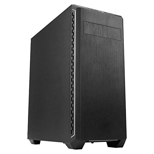 Adamant Custom 12-Core Liquid Cooled Workstation Desktop Computer AMD Ryzen 9 3900X 3.8GHz X570 Tuf Series 64Gb 3200Mhz DDR4 1TB NVMe PCIe 4.0 SSD 4TB HDD 600W PSU WiFi Bluetooth