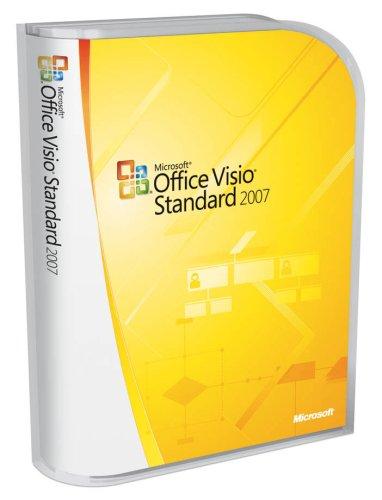 Microsoft Visio 2007 (PC) [Import anglais]