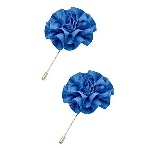 2PCS broches Broche Broches Broches élégantes décoration pour dames, Bleu