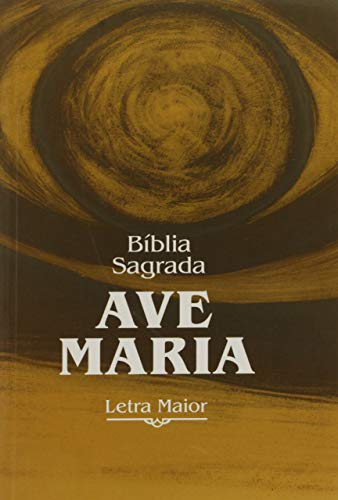 Bíblia letra maior - brochura