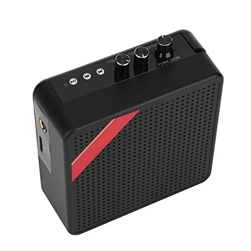 Mini amplificador, mini altavoz elegante duradero del control del tono del volumen del profesional 5W 9V, para el hogar de la oficina