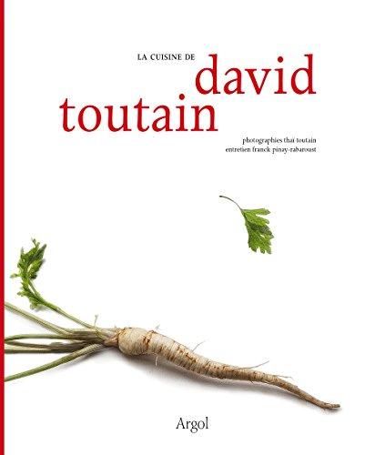 La cuisine de David Toutain