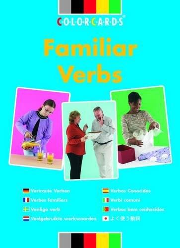 Familiar Verbs: Colorcards: In Context