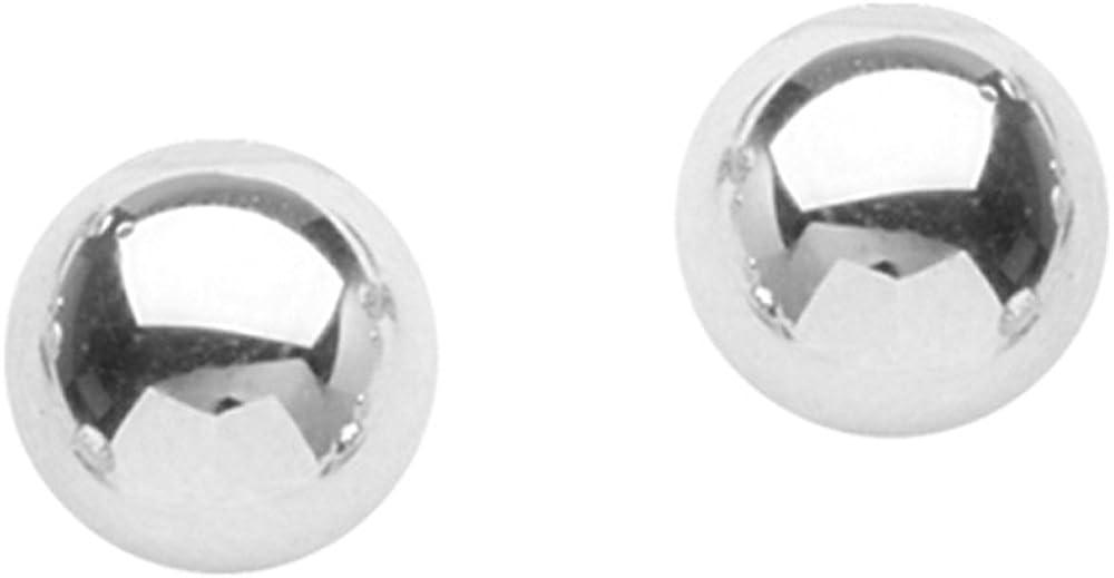 Ball Earrings, 3 mm Ball Stud Earrings