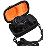 Mchoi Hard EVA Travel Case for Sony Alpha a6000 Mirrorless Digital Camera(CASE ONLY)