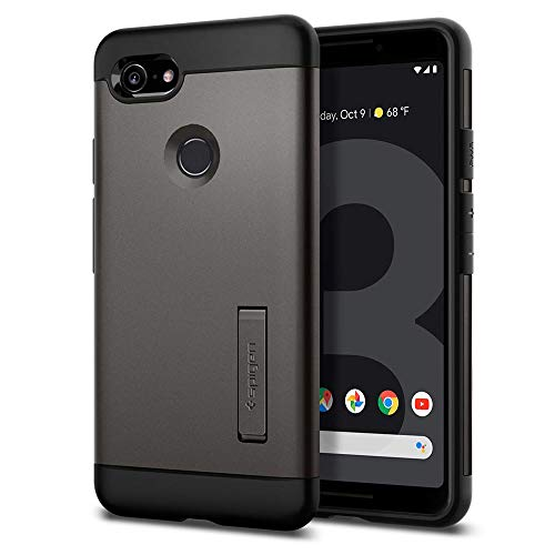 Spigen Slim Armor Designed for Google Pixel 3 Case (2018) - Gunmetal