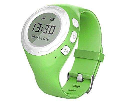 Pingonaut Kidswatch – Kinder GPS Telefon-Uhr, SOS Smartwatch mit Ortung, Tracker & Phone - Tracking