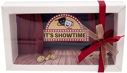 ZauberDeko Geldgeschenk Verpackung Theater Oper Musical Geschenk Gutschein