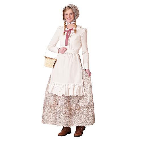 Costume Halloween, Halloween Carnevale Costume Abbigliamento Costumi Adulti di Tema di Fiabe dei Costumi della Nonna del Lupo di Halloween