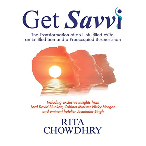 Get Savvi cover art
