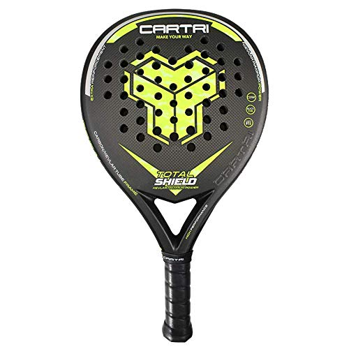 CARTRI Pala de Padel Total Shield