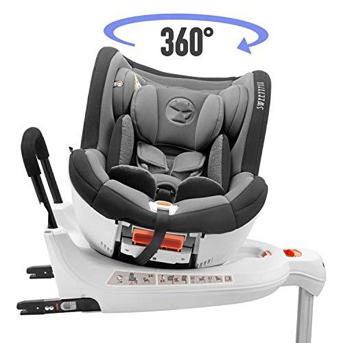 Seggiolino Auto Sweety Fox 360°
