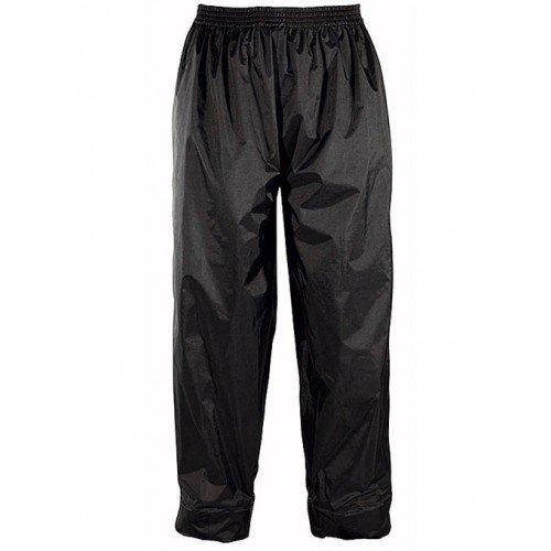 BERING motorbroek Pantalon ECO, zwart, maat XXL