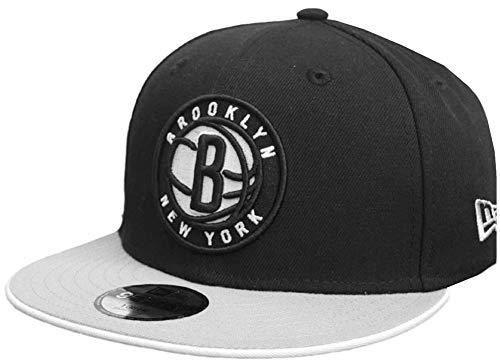 New Era Brooklyn Nets TC 2 Tone Kids 9fifty 950 Youth Snapback Cap Teenager Size