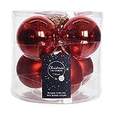 Decoris DEO4063131 - Bola de Navidad, Color Rojo, 56 x 39,5 cm