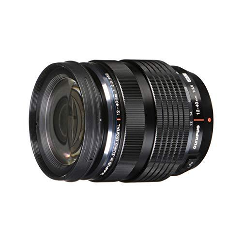 Olympus M.ZUIKO Digital ED 12-40mm 1:2.8 MILC Negro - Objetivo (MILC, 14/9, 0,2 m, Micro Cuatro Tercios, 12-40 mm, 24-80 mm)