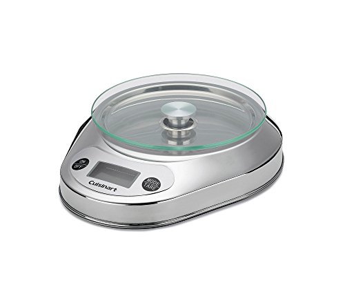 Cuisinart PrecisionChef Bowl Digital Kitchen Scale