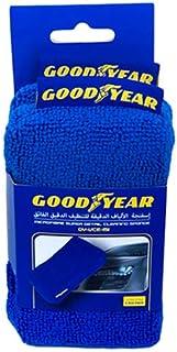 Goodyear GY-VCE-151 Microfiber Super Detailing Sponge Pack of 2
