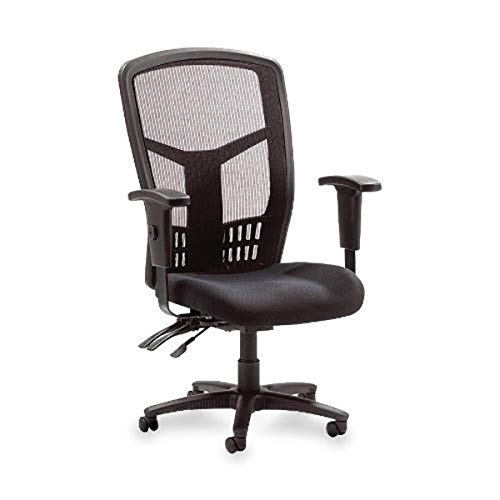 Lorell Executive High-Back Chair,Mesh Fabric,28-1/2
