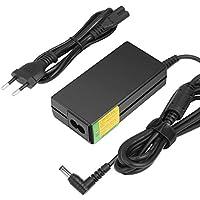 HKY 19V Adaptador Cargador para ASUS VivoBook Q301 Q400 Q500A Q501 Q502L S300 S400 V551 X401 X450, Toshiba Satellite A665 A505 C660 C855 C875 L455 L500 L505 L510, XGimi Z3 Z3S Z4 Z4X Z4AIR, Medion