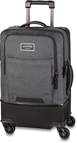 Dakine Unisex Terminal Spinner Wheeled Travel Bag, Carbon