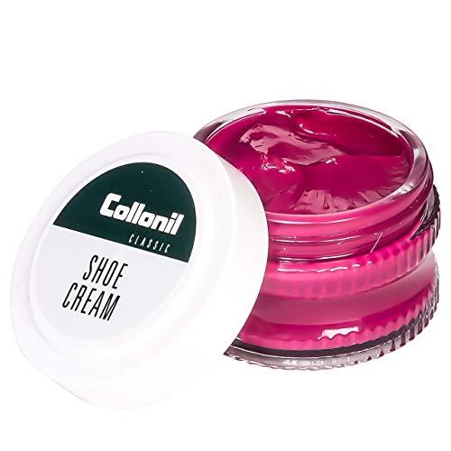 Collonil - Crema para zapatos, color rosa oscuro
