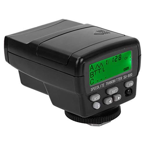 Entatial Blitzauslöser Su800 Wireless TTL Speedlight Commander Blitzlichtauslöser Sender Für Nikon Sb910 Sb800