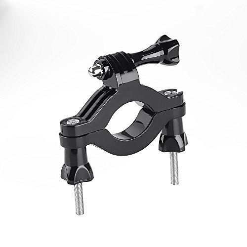 TELESIN Large Diameter Handlebar Seatpost Three-Way Adjustable Pivot Arm for GoPro Roll Bar Mount for Hd Gopro Hero2/3/4/5