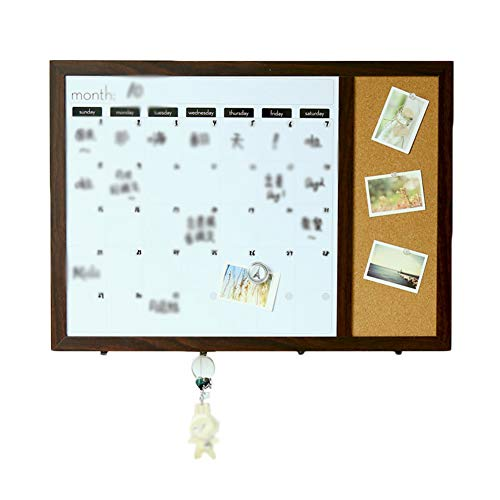 LIANGJUN Message Board Krijtborden Magnetische Kurk Board Whiteboard Kalender Grid Blokkeren De Meter Box Haak Up