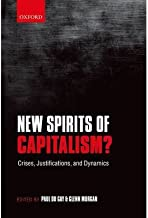[New Spirits of Capitalism?: Crises, Justifications, And Dynamics] [Author: x] [September, 2014]
