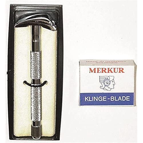 Rasierer von Merkur für Schnurrbart/Augenbrauen