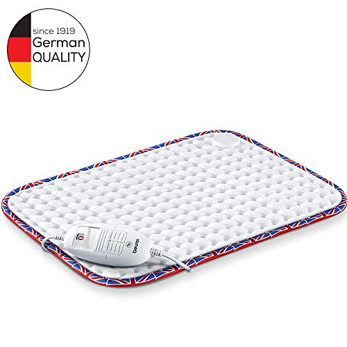 Beurer HK Comfort Heat Pad with Cosy Fleece Finish | Stomach, back and...