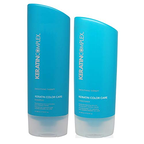 Keratin Complex Keratin Color Care Duo Shampoo and Conditioner Set