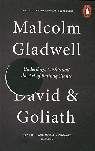 [画像:David and Goliath: Underdogs Misfits and the Art of Battling Giants]