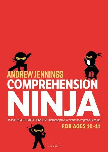Comprehension Ninja for Ages 10-11