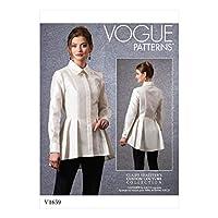 Vogue Pattern V1659-A5 6-8-10-12、各種