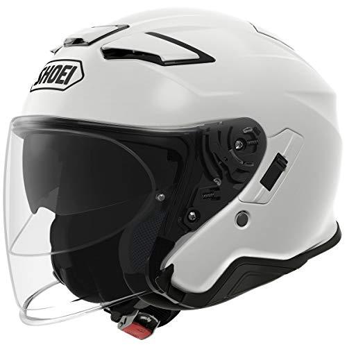 Shoei J-Cruise 2 Helmet (Large) (White)