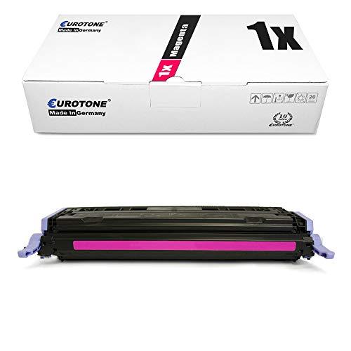 1x Eurotone kompatibler Toner für HP Color Laserjet 1600 2600 2605 DN N DTN ersetzt Q6003A 124A
