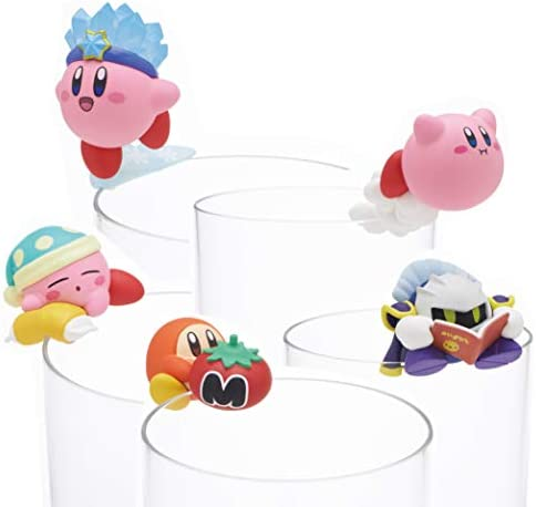 Kitan Club Putitto Kirby Blind Box Version 2 Cup Toy 1 of 6 Collectable Figurines Fun Versatile product image